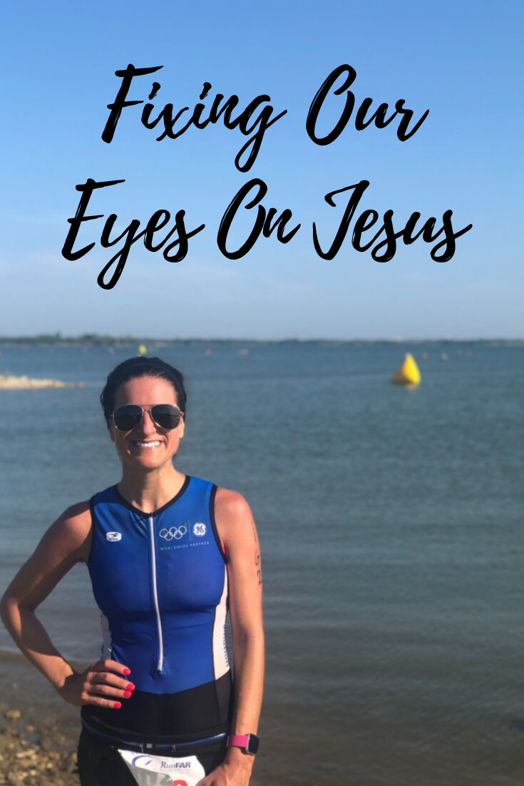 Fixing Our Eyes on Jesus Hebrews 12:2 in due time blog
