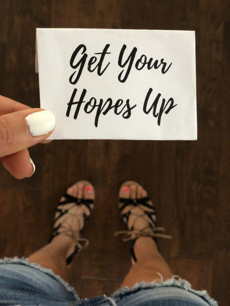 Get Your Hopes Up - Josh Baldwin