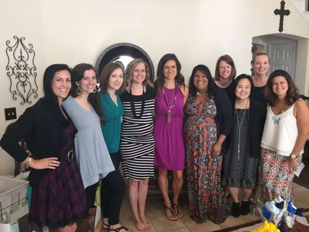 Moms in the Making Dallas Texas Infertility Christian Support Group Faith-Based6