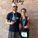 Our First Triathlon Relay