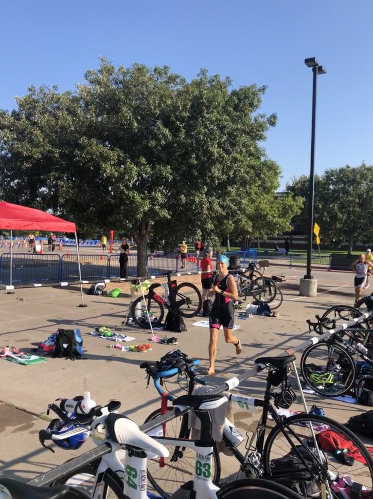 Our 1st Triathlon Relay