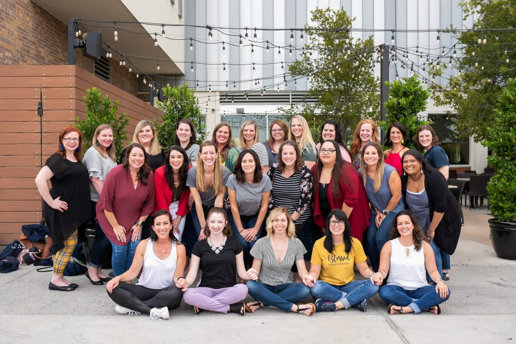 Moms in the Making infertility support leader retreat