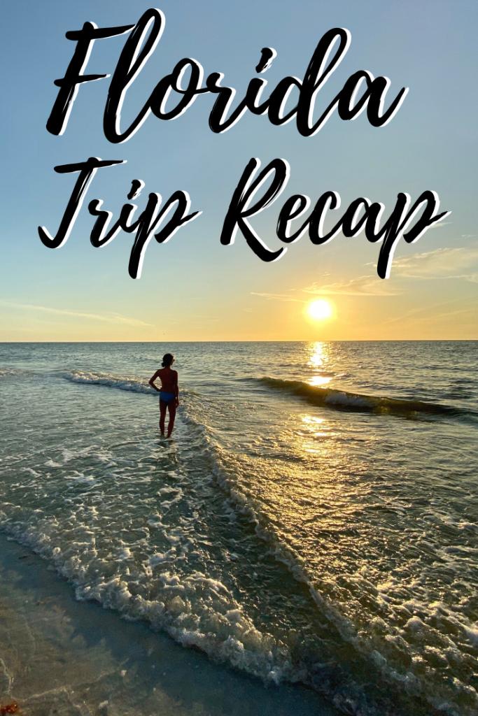 Indian beach florida blog recap in due time