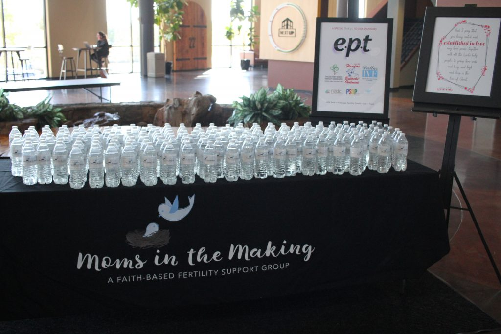 Moms in the Making conference infertility sponsor