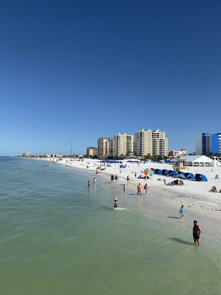 clearwater beach trip Recap In Due Time Blog12