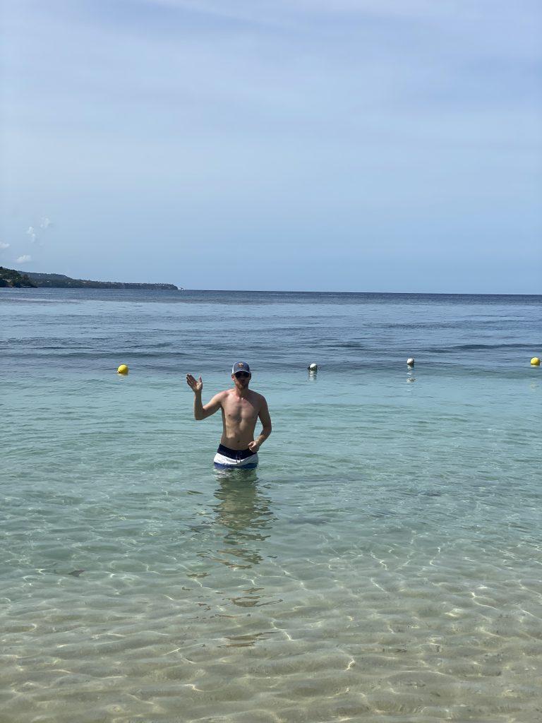 jamaica beach carnival cruise trip