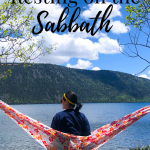 My Journey of Resting on the Sabbath