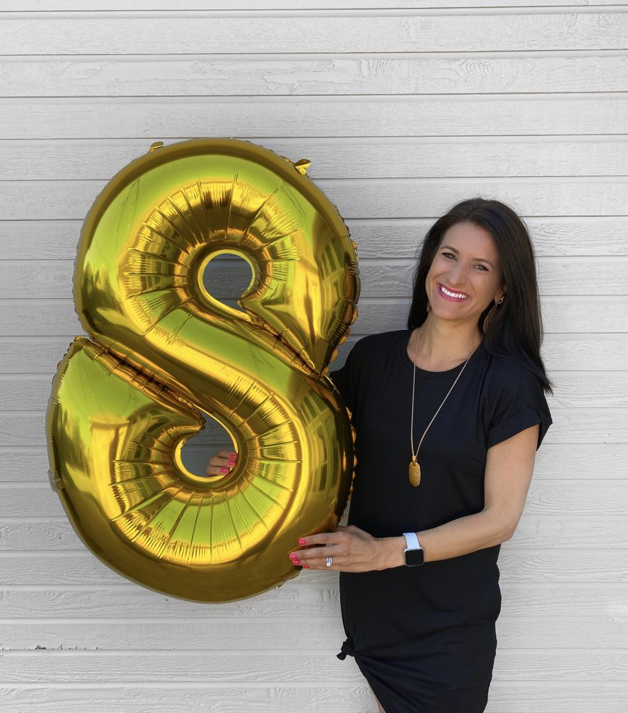 8 year blogiversary in due time caroline harries blog