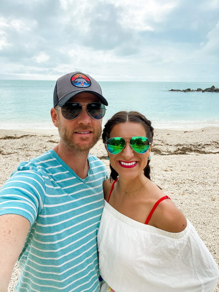 Florida Keys fort zachary state park beach Vacation In Due Time Blog1