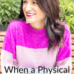 When a Physical Illness is a Spiritual Issue
