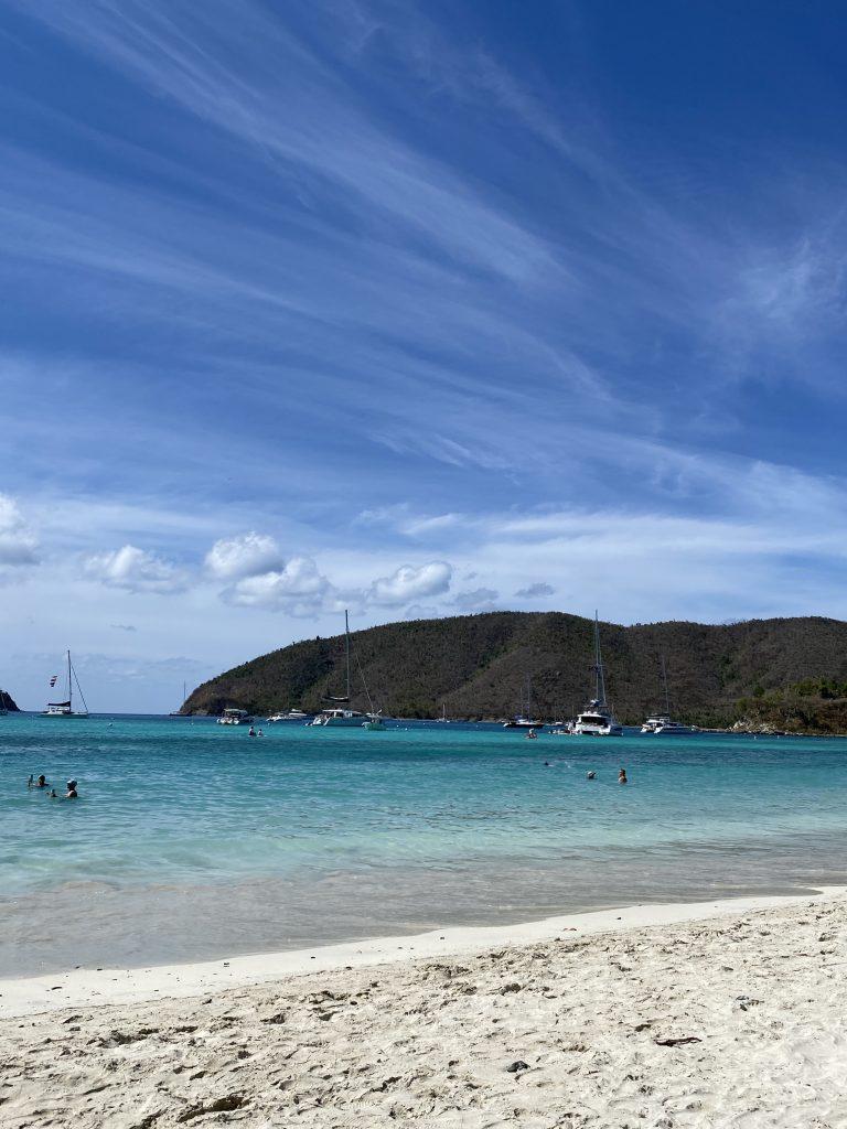 St John Maho Beach
